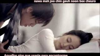 [Kpop] Rain - Love Song Video Oficial [Español] [Karaoke] HQ
