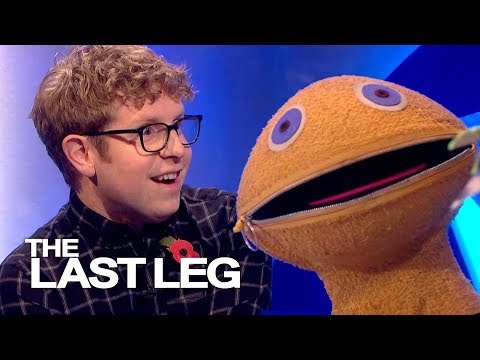 Zippy and Josh Sound Exactly The Same - The Last Leg