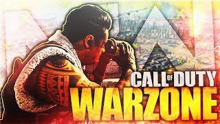 I WON a game of WARZONE with no HEADSET!!