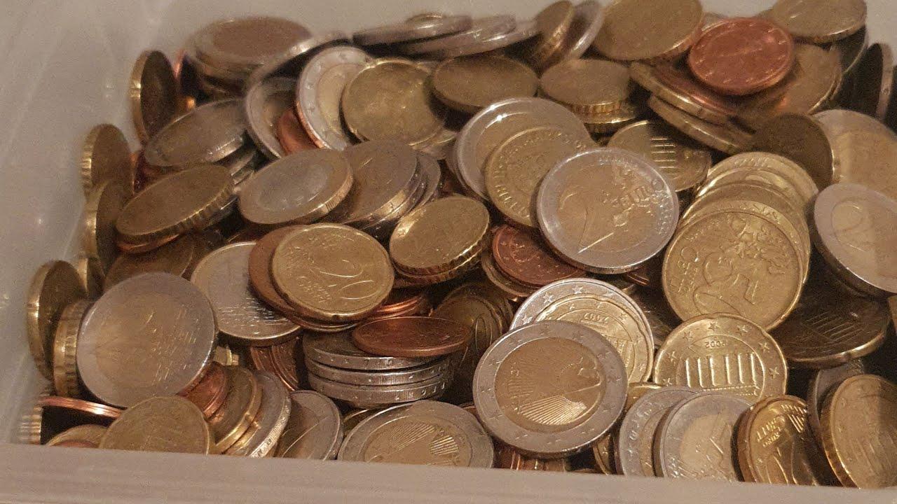 Kleingeld Tauschen