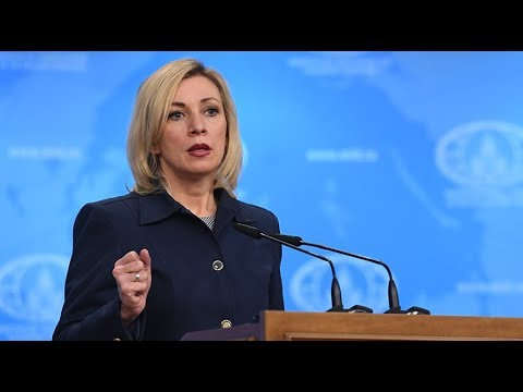 Weekly briefing of  Russian Ministry of Foreign Affairs