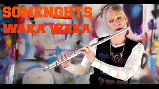Some Nights (Fun)/ Waka Waka (Shakira) - Bevani Flute Cover
