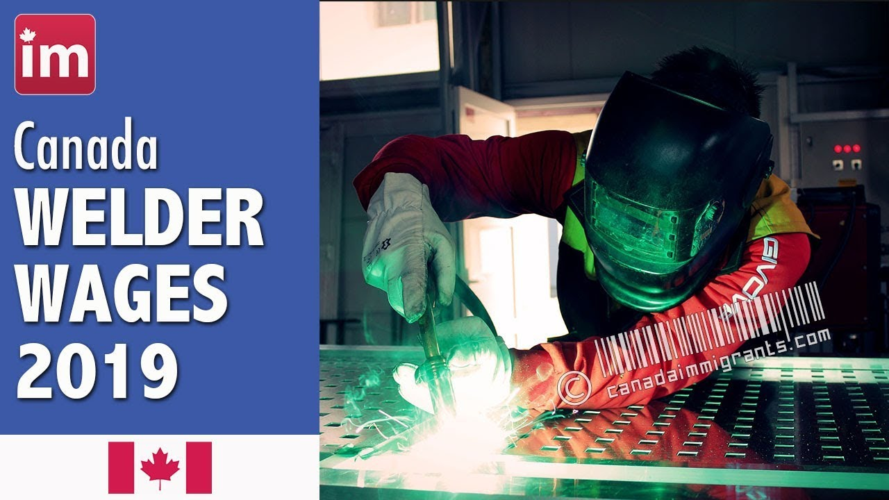 Welder Salary in Canada | Wages