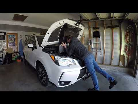 2015 Subaru Forester XT Ep. 110: 1000 Mile CVT Leak Checkup and PCV Cleaning