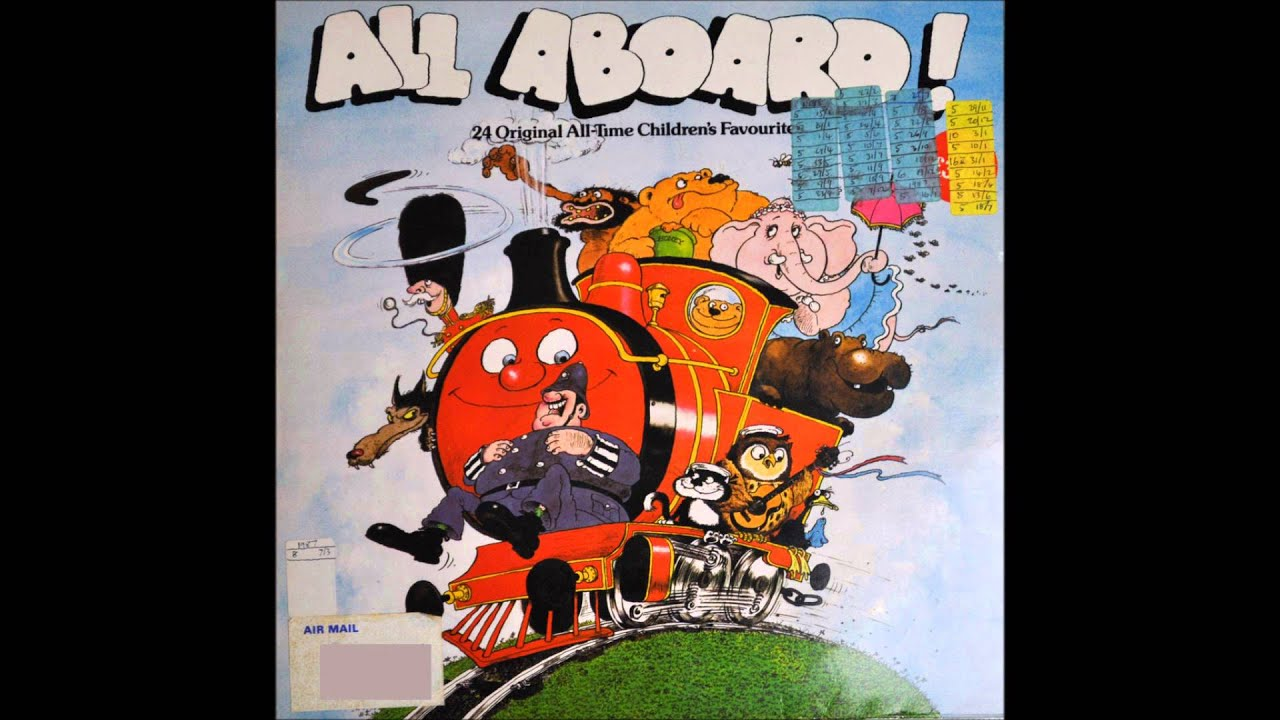 All Aboard Mix 24 Original All Time Childrens Favourites
