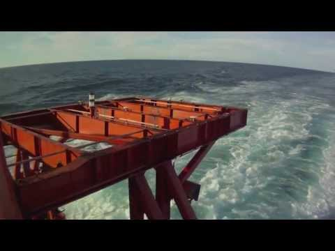 Crossing the Southern Ocean from Hobart to Davis, Antarctica
