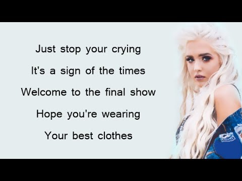 SIGN OF THE TIMES - Harry Styles // Macy Kate Cover (Lyrics)
