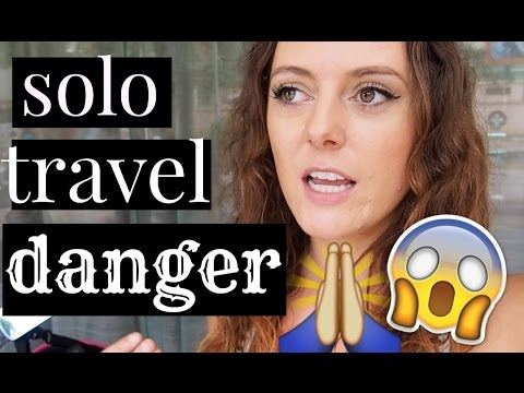 GETTING FOLLOWED IN CAMBODIA | SOLO TRAVEL DANGER