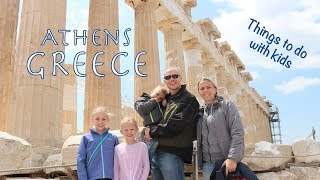 Things to DO in ATHENS WITH KIDS//// Athens, Greece- Adventure 22
