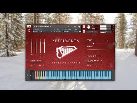 XPERIMENTA Kantele - Walkthrough