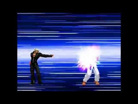 Infinite's King Of Fighters chars All Ultras - Mugen