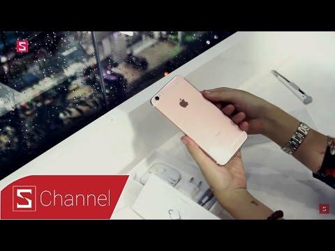 Schannel – Mở hộp iPhone 6S Plus chính hãng Việt Nam: Khác biệt nằm ở đâu?