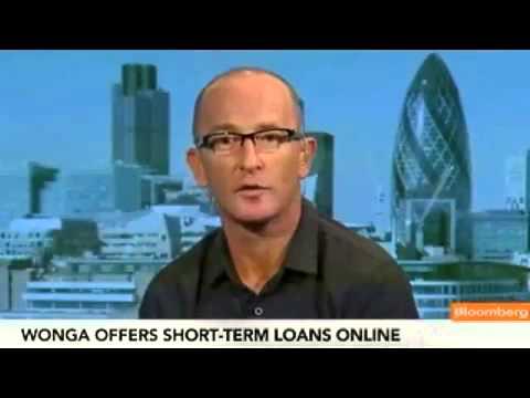 Errol Damelin -- Bloomberg News clip