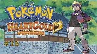 El gimnasio sombrío/Pokemon Heart Gold #16