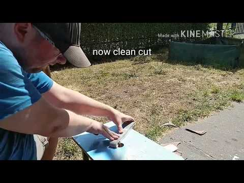 Making of table tennis handle in detail