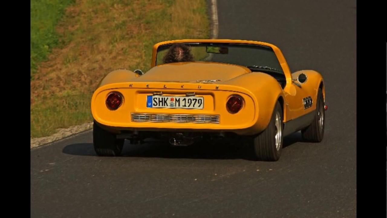 Wartburg Melkus RS 2000 Roadster 6 Zylinder-Zweitakter ...
