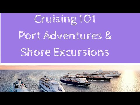 Shore Excursions: Guide To Cruising: Part 3 | Vlogtober Day 8