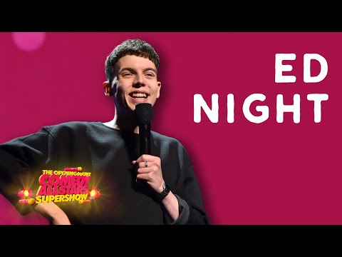 Ed Night - 2019 Melbourne International Comedy Festival Opening Night Comedy Allstars Supershow