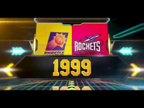 Tom Gugliotta 19 Pts Vs. Houston Rockets, 1999-2000