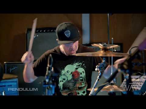 KJ Sawka Drum Over Pendulum Propane Nightmares Celldweller Remix