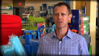 Dallas Pool Supply | Retail, In Store Customer Testimonial  | Call Us (214) 357-0446