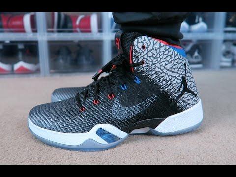 Nike Air Jordan 31 Pourquoi Pas Royal Noir