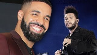 Drake Ends The Weeknd Feud In War Freestyle