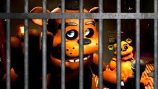 LA PRISIÓN DE FIVE NIGHTS AT FREDDY'S EN ROBLOX FNAF OBBY CREEPYPASTA