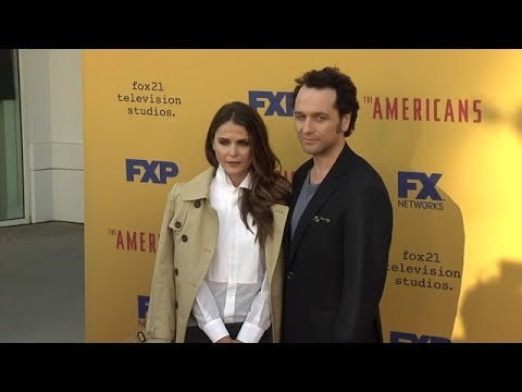 Keri Russell, Matthew Rhys And 'The Americans' Co-Stars Attend For Your Consideration Event