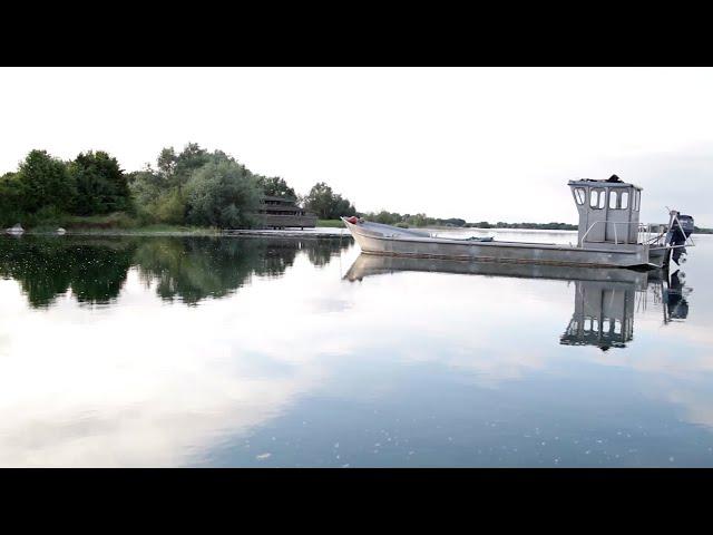 Le Lac du Der, détente, sport, ornithologie en pleine nature