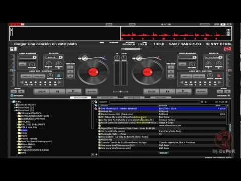 como descargar virtual dj atomix español + crak 2013 ['full'] HD
