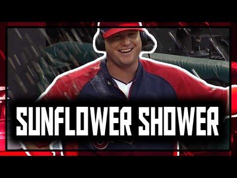 Sunflower Seed Showers | MLB (HD)