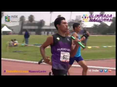 Los Rostros Del Atletismo