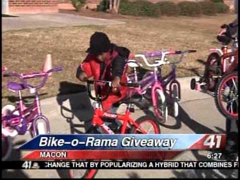 41NBC/WMGT- Bike-O-Rama Giveaway- 12.21.12