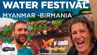 Festival del agua - Mandalay - Myanmar #11 -ZXM