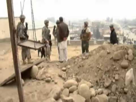 Civil affairs team in Afghanistan