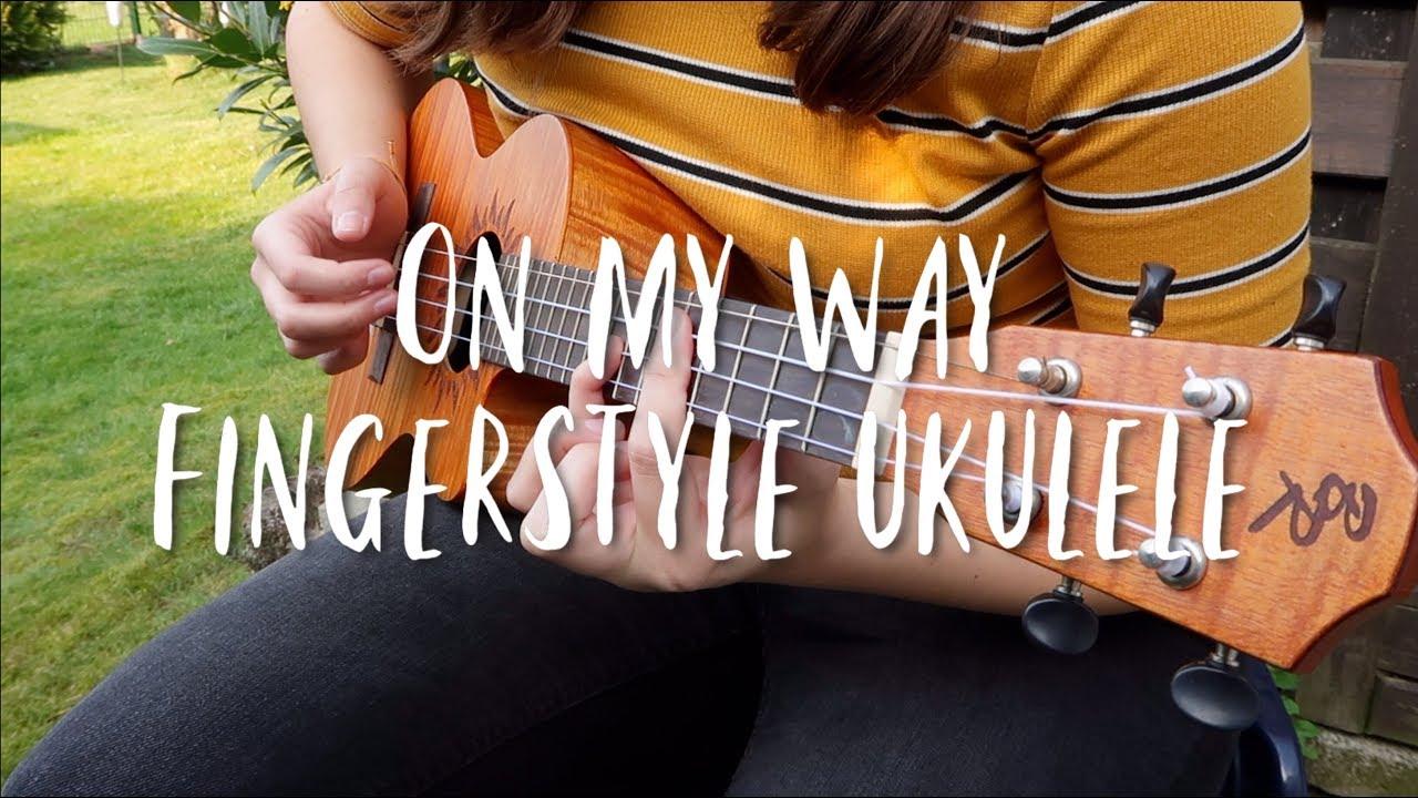 On my way chords ukulele