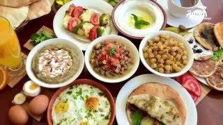 أبرز أطباق الفطور السعودي Youtube