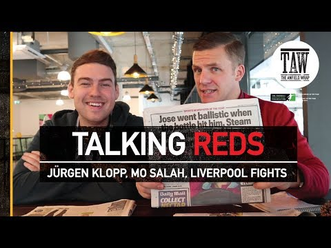 Talking Reds: Jürgen Klopp, Mo Salah And Liverpool Fights