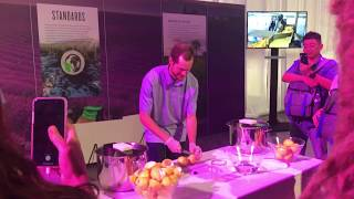 Cold Process, Sponge Method Demo Young Living Convention 2018