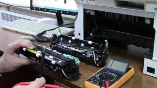 Ремонтуємо МФУ Xerox WC 3220. Ремонт фьюзера (грубки).