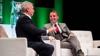 Celtic FC - An Evening With Brendan Rodgers, extended version.