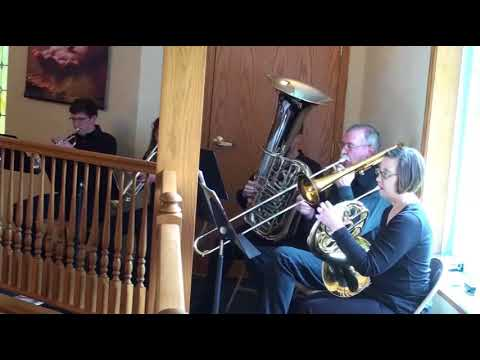 El Relicario, performed by JUST BRASS Ensemble, LHC Spring 2017