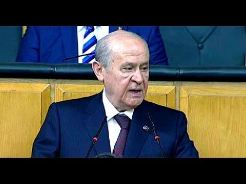 Devlet Bahçeli, Grup Konuşması, 17/11/2015 - İzleyiniz