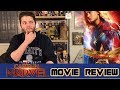Captain Marvel - Movie Review