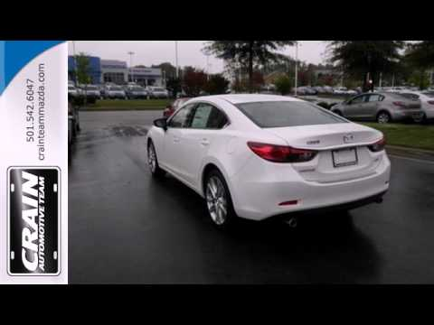 2014 mazda mazda6 little rock ar bryant ar 4ma6737. Black Bedroom Furniture Sets. Home Design Ideas
