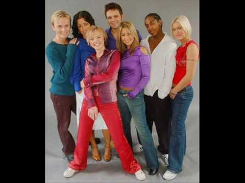 S Club 7 Karaoke - Two In A Million