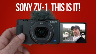 Sony ZV-1 - The Review