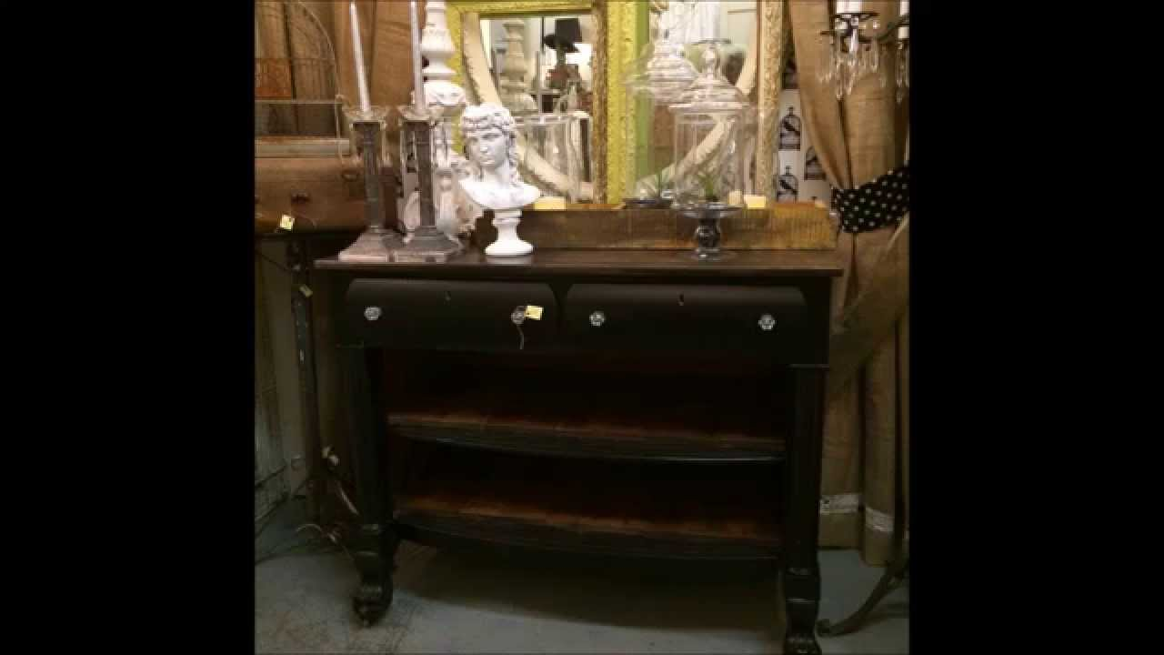 DIY How to re purpose an old Oak dresser into a beautiful ...