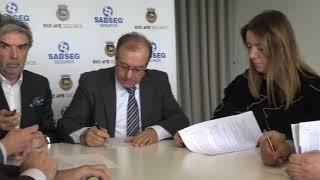 Rio Ave FC anuncia parceia com Sabseg Seguros
